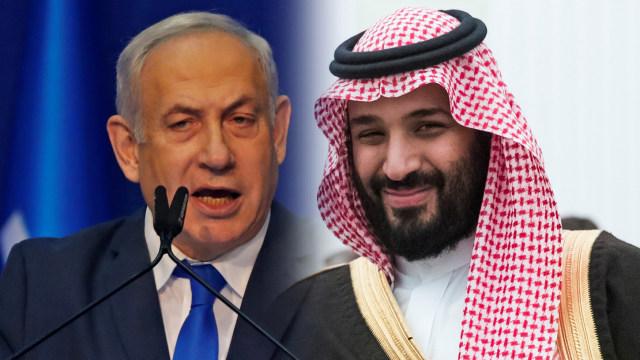 PM Israel Netanyahu Diam-diam Temui Pangeran MbS di Arab Saudi (151977)