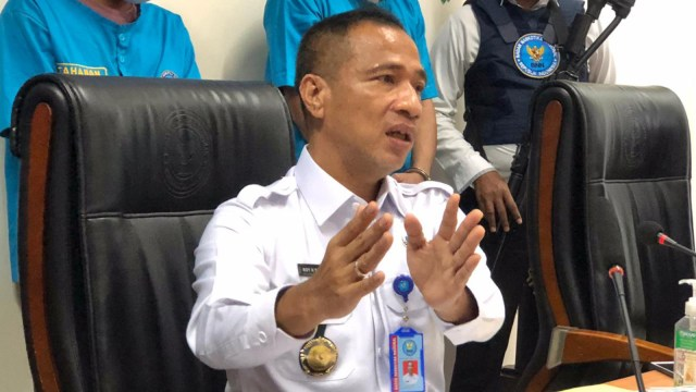 Kasus Narkoba: BNNP Tetapkan Satu Oknum Polisi Sebagai DPO di Maluku Utara (275821)
