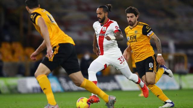 Wolves vs Southampton: Imbang 1-1, The Saints Belum Terkalahkan di Tujuh Laga (58340)