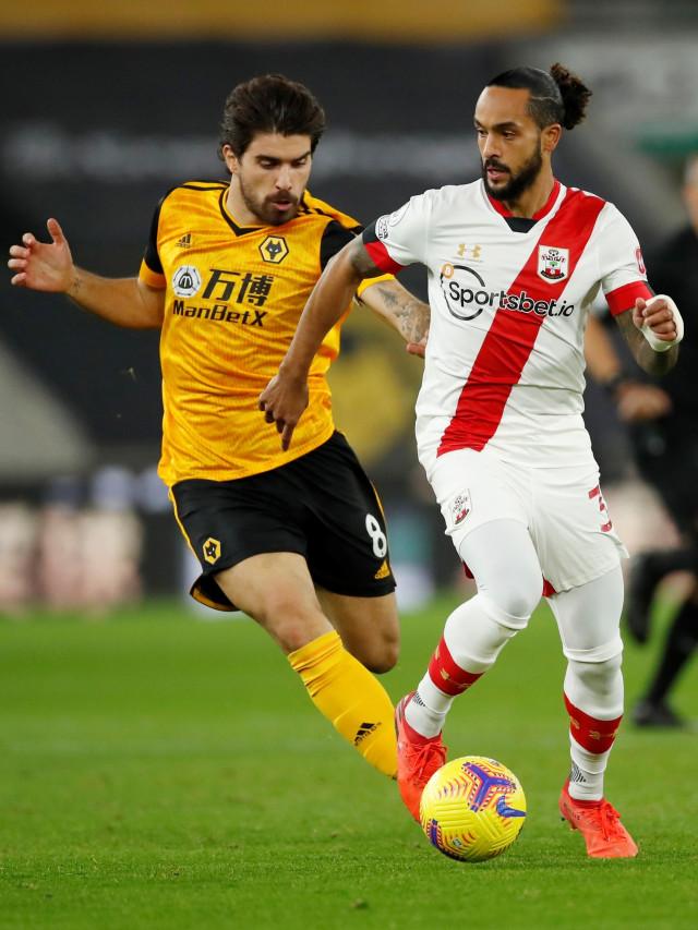 Wolves vs Southampton: Imbang 1-1, The Saints Belum Terkalahkan di Tujuh Laga (58338)