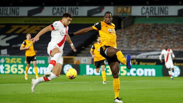 Wolves vs Southampton: Imbang 1-1, The Saints Belum Terkalahkan di Tujuh Laga (58339)