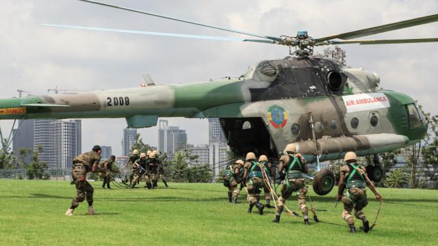 Militer Ethiopia Kepung Ibu Kota Tigray, Pemberontak TPLF Siap Mati (243451)
