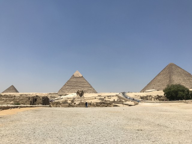 Mesir, Sahabat Lama yang 'Tua-tua Keladi', Makin Tua Makin Memikat Hati (240880)