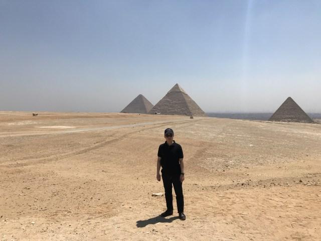 Mesir, Sahabat Lama yang 'Tua-tua Keladi', Makin Tua Makin Memikat Hati (240886)