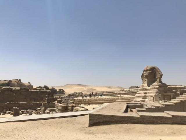 Mesir, Sahabat Lama yang 'Tua-tua Keladi', Makin Tua Makin Memikat Hati (240887)