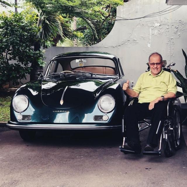 Ayah Rifat Sungkar Sempat Dirawat 1 Bulan di Rumah Sakit Sebelum Meninggal (104116)