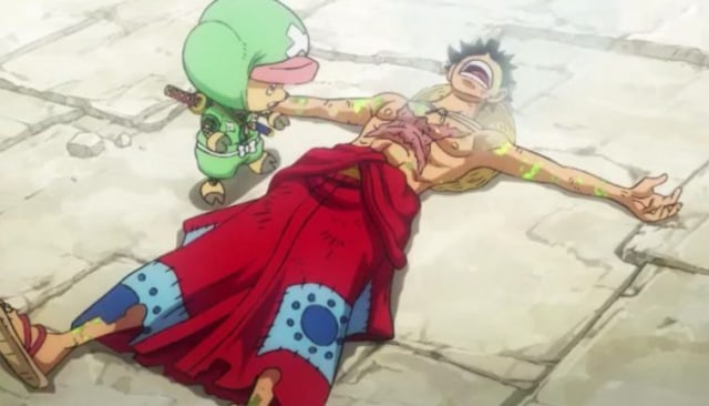 Review 'One Piece' 951: Persiapan Menuju Onogashima (87642)