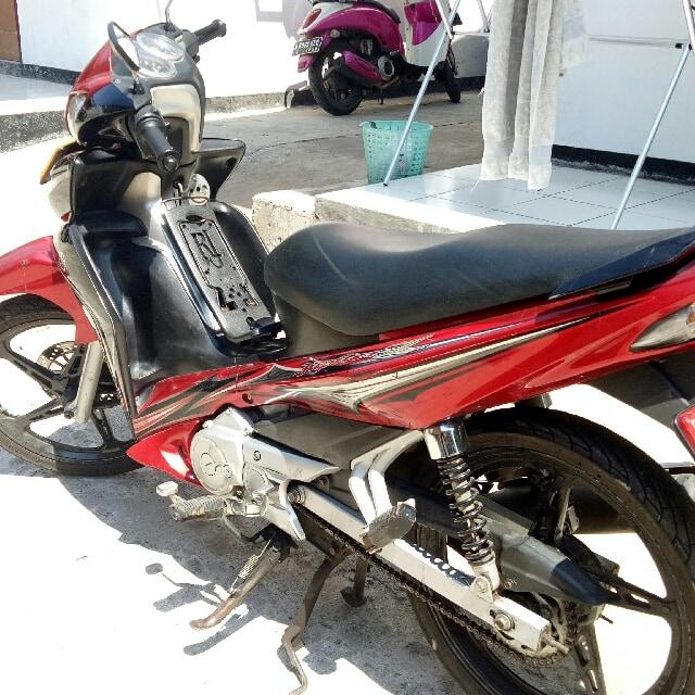 Motor Bebek Yamaha Jupiter Z Cuma Rp 1,5 Juta, Tertarik?  (492531)