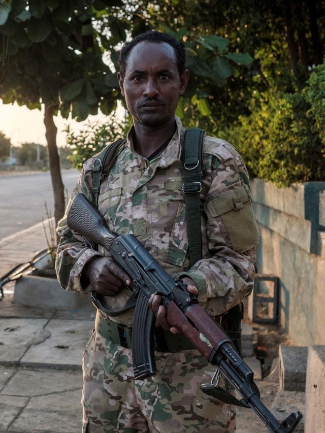Pemberontak Tigray Klaim Menang Lawan Militer Ethiopia (193747)