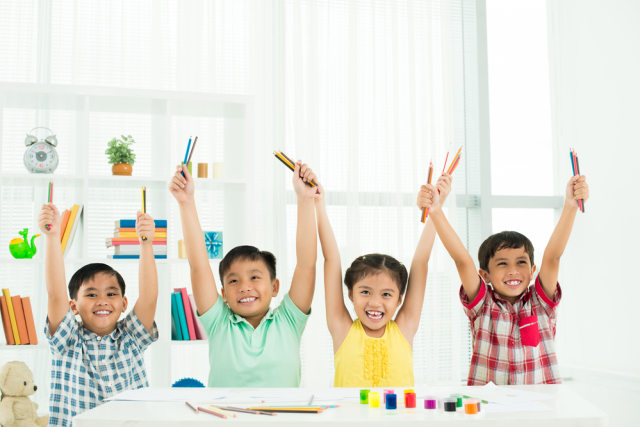 Kiat Dukung Potensi Prestasi Anak Generasi Maju (87139)