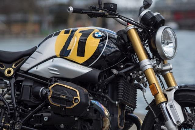 Harga dan Spesifikasi BMW R NineT Nikita Mirzani yang Jadi Perhatian  (107447)