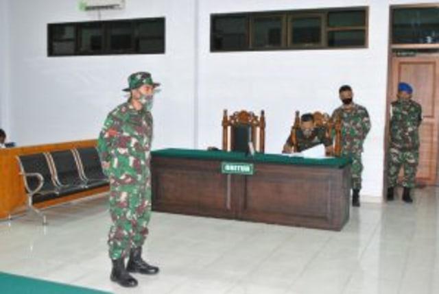 Bunuh Istri, Praka Marten Divonis 20 Tahun Penjara dan Dipecat dari Militer (3)