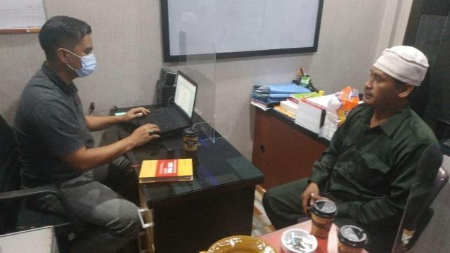 Ketua FPI Pekanbaru Jadi Tersangka Kasus Perampasan Kebebasan Berpendapat (83085)