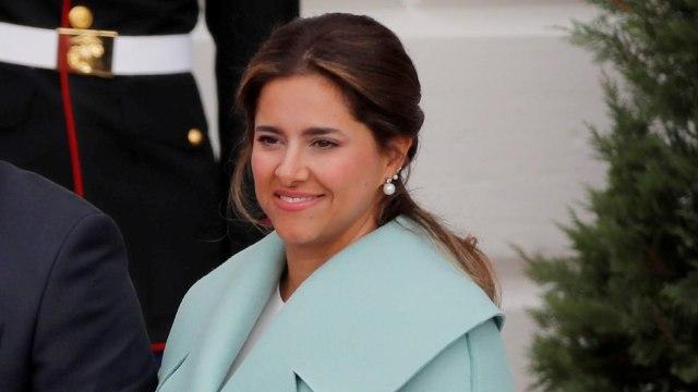 Ibu Negara Kolombia Maria Juliana Ruiz Positif Terpapar Corona (69547)