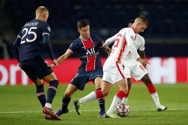 PSG vs RB Leipzig: Gol Penalti Neymar Bawa Les Parisiens Menang (75865)