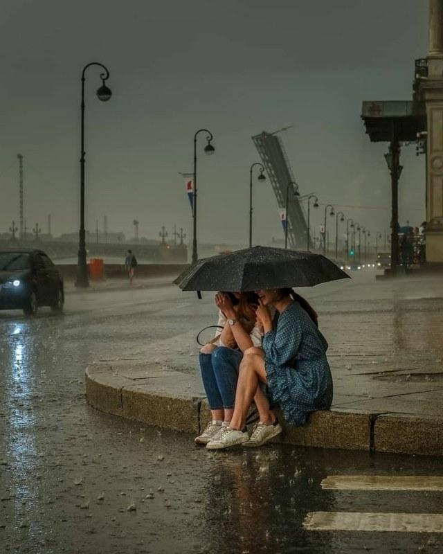 Proses Terjadinya Hujan Ada Tiga Tahap Lho, Sudah Tahu? (538677)