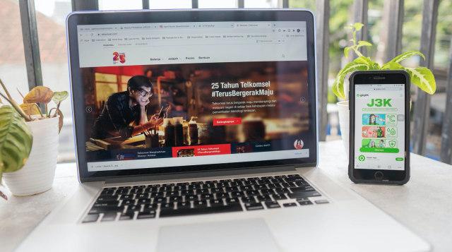 Telkomsel Investasi di Gojek, Ini Keuntungan untuk Mitra Driver dan UMKM (612813)