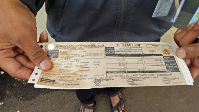 Penghapusan Denda Pajak Kendaraan di Mamasa, Sulbar, hingga 23 Desember 2020 (314838)