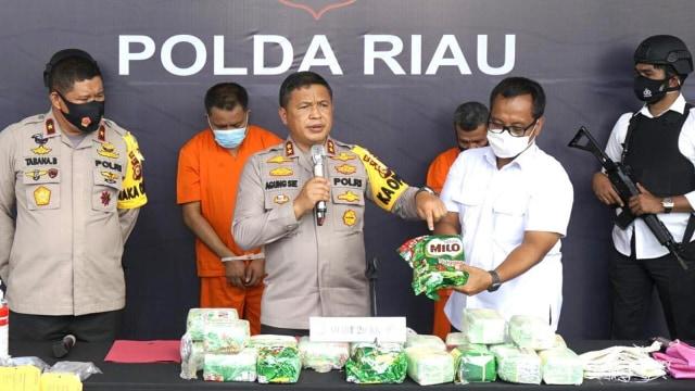 IPW: Kapolda Riau Irjen Pol Agung Setya Calon Kuat Kepala BNN (215981)