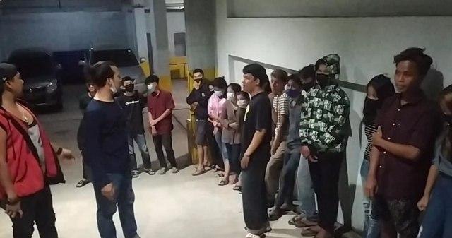 19Orang Terjaring Razia Polresta Jambi di Hotel, Termasuk 6 PSK (45623)