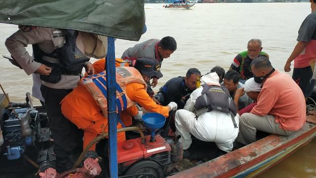 ABK Tugboat Atlas Ditemukan Tewas Usai Tenggelam di Sungai Musi (229271)