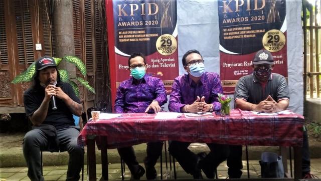 Imbangi Laju Penyiaran di Medsos, KPID Bali Gagas Gemacipa 2020 (355889)