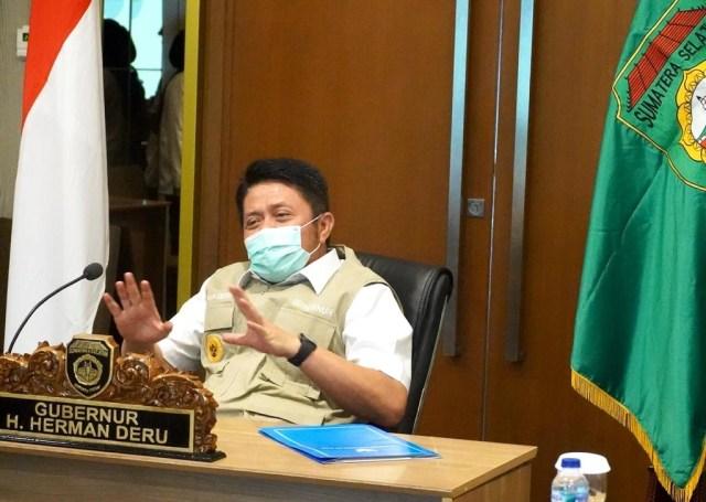 Gubernur Sumsel Prihatin Menteri Edhy Prabowo Ditangkap KPK (152233)