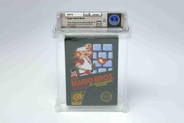 Fakta Super Mario Bros 3, Game yang Terjual Seharga Rp 2,2 Miliar (218747)