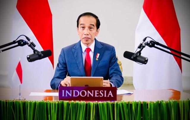 Perintah Jokowi: Sikat ASN yang Korupsi Dana Bansos Corona (72994)