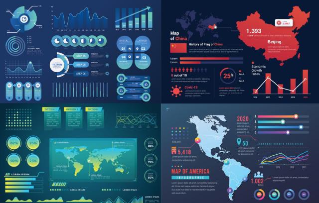 Visualisasi Data dan Infografik, Apa bedanya? (506986)