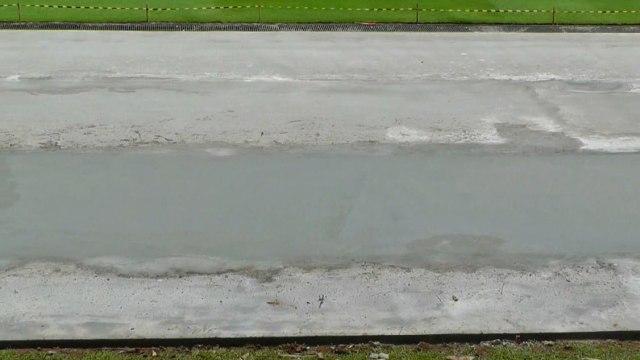 Foto: Renovasi Stadion GSJ Palembang Jelang Piala Dunia U-20 (233177)