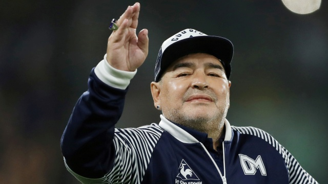 Jaksa Sebut Diego Maradona Tak Dapat Perawatan Maksimal Sebelum Meninggal (37807)