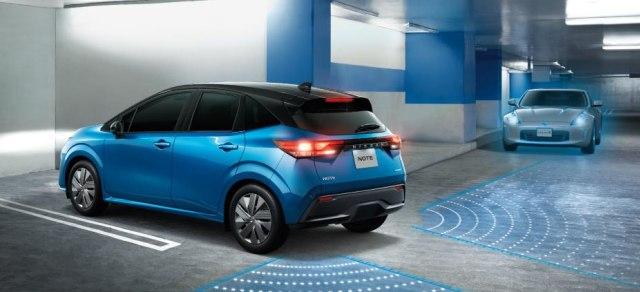 Nissan Note e-Power Baru Meluncur, Ini Spesifikasi dan Harganya (66145)