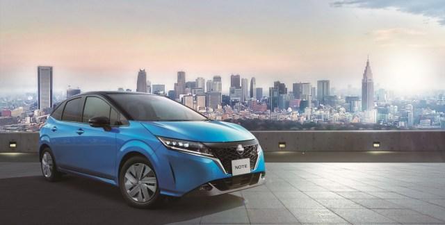 Nissan Note e-Power Baru Meluncur, Ini Spesifikasi dan Harganya (66143)