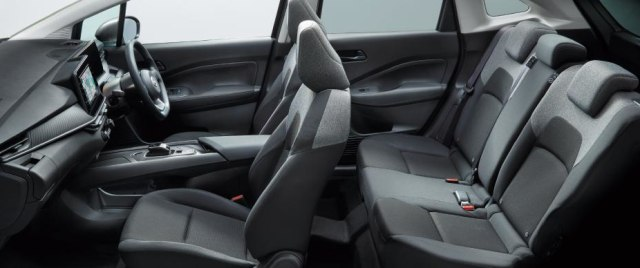 Nissan Note e-Power Baru Meluncur, Ini Spesifikasi dan Harganya (66150)