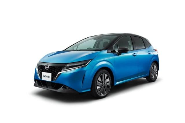 Nissan Note e-Power Baru Meluncur, Ini Spesifikasi dan Harganya (66144)