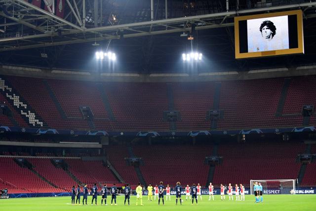 Live Streaming Ajax vs Atalanta di Liga Champions (641150)