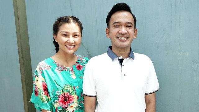 Ruben Onsu dan Sarwendah Sekolahkan Nissa Penyanyi Gerobak Dorong yang Viral  (267109)