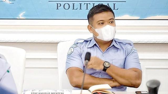 PDIP: Andreau Pernah Jadi Caleg, tapi Setelah Gagal Tak Aktif Lagi di Partai (269185)