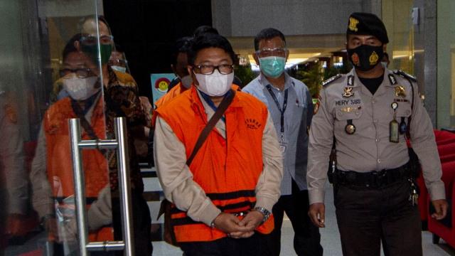 Kode 'Ember' dalam Kasus Dugaan Suap Benur Edhy Prabowo (20324)