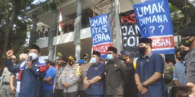 Janji Wali Kota Malang Selesaikan Dualisme, Yayasan Arema Diblokir (104374)