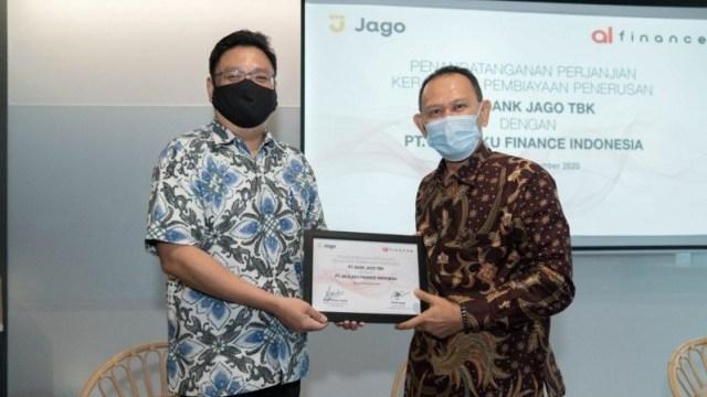 Bank Jago Beri Pendanaan Rp 100 Miliar ke Pinjaman Online Akulaku (33642)