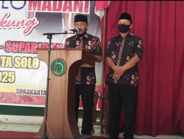 Dua Bulan Pelaksanaan Kampanye, Bawaslu Solo belum Temukan Pelanggaran  (31692)