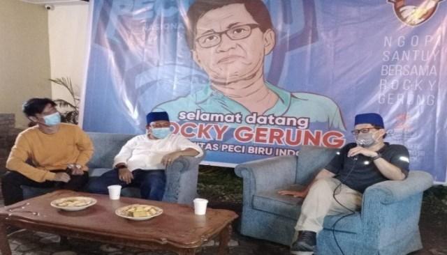 Rocky Gerung: Saya Datang ke Medan untuk Menghalangi Oligarki dan Nepotisme (1033886)