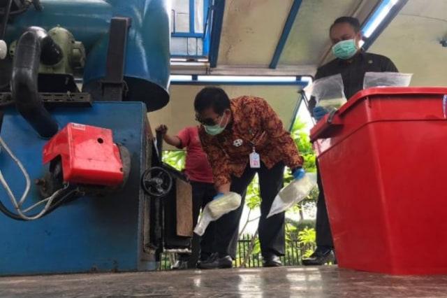 BNNP Kepri Musnahkan 36 Kilogram Sabu (412930)