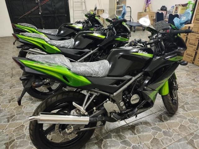 Kawasaki Ninja RR 150 NOS Sisa 2 Unit, Harganya Cuma Rp 50 Juta!  (83403)