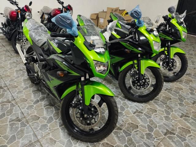 Kawasaki Ninja RR 150 NOS Sisa 2 Unit, Harganya Cuma Rp 50 Juta!  (83402)
