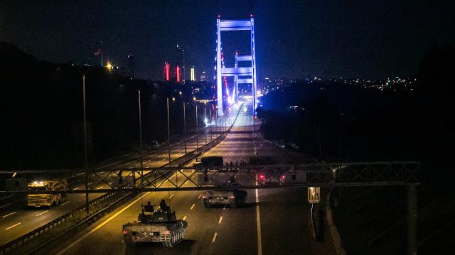 Pengadilan Turki Jatuhi Hukuman Seumur Hidup terhadap Pelaku Kudeta Gagal (108691)