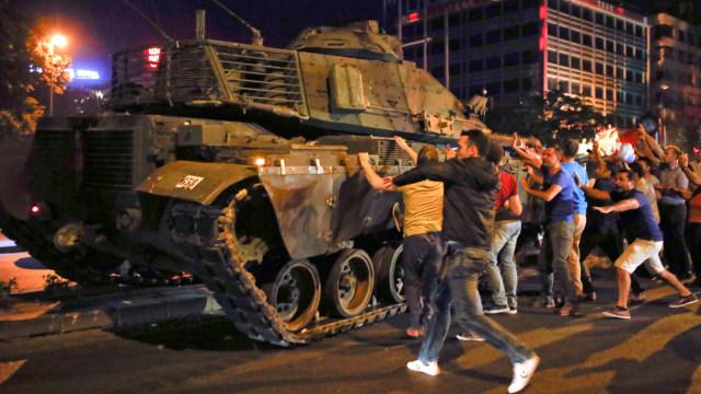 Pengadilan Turki Jatuhi Hukuman Seumur Hidup terhadap Pelaku Kudeta Gagal (108692)