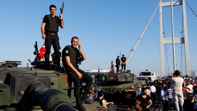 Senat AS Minta Negara Sekutu Juga Tekan Erdogan untuk Lindungi HAM di Turki (11507)
